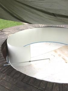 zakładanie basenu